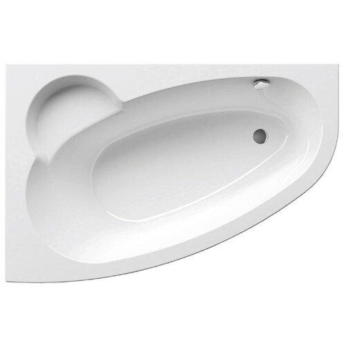 Ванна RAVAK Asymmetric 160x105 без гидромассажа акрил угловая левосторонняя ванна ravak asymmetric 150x100 без гидромассажа акрил угловая левосторонняя