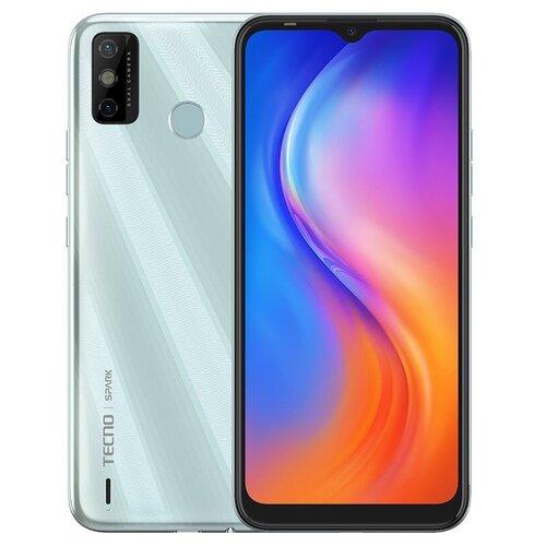 Смартфон TECNO Spark 6 Go 2/32GB, белый недорого