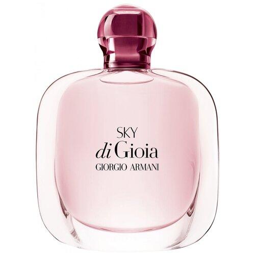 Фото - Парфюмерная вода ARMANI Sky di Gioia, 50 мл парфюмерная вода armani air di gioia 50 мл