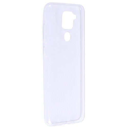 Чехол iBox для Xiaomi Redmi Note 9 Crystal Silicone Transpar чехол ibox для xiaomi redmi note 9 pro crystal silicone transparent ут000021111