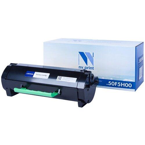 Фото - Картридж NV Print 50F5H00 для Lexmark, совместимый картридж nv print 51b5h00 для lexmark совместимый