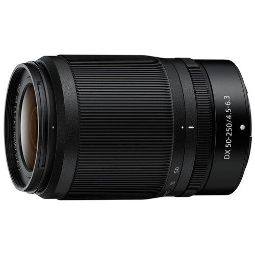 Фото - Объектив Nikon 50-250mm f/4.5-6.3 VR Nikkor Z DX черный объектив laowa 15mm f 4 5 zero d shift nikon z черный