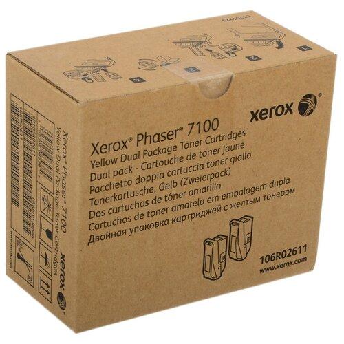 Фото - Набор картриджей Xerox 106R02611 набор картриджей xerox 006r01450