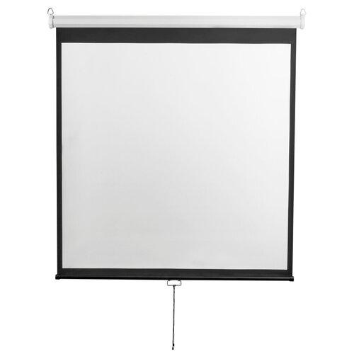 Рулонный матовый белый экран Digis OPTIMAL-D DSOD-1105