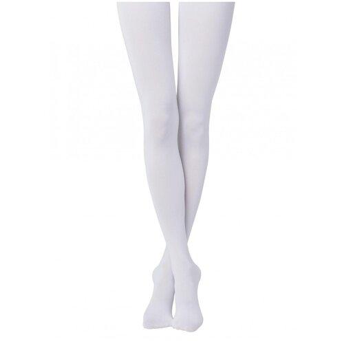 Колготки Conte Elegant Triumf, 220 den, размер 2, bianco (белый)