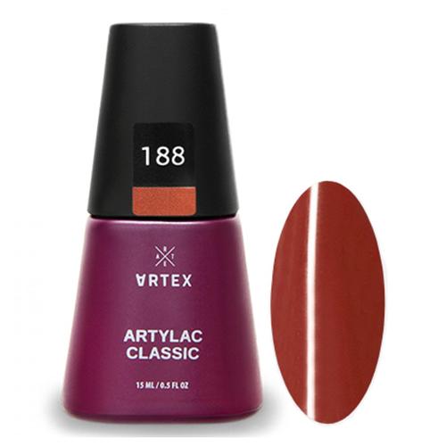 Купить ARTEX Artex, Artylac classic - гель-лак (№188), 15 мл