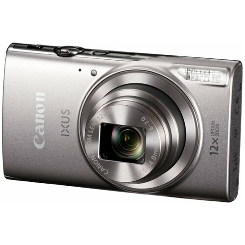 Фото - Фотоаппарат Canon IXUS 285 HS серебристый фотоаппарат canon powershot sx740 hs серебристый коричневый