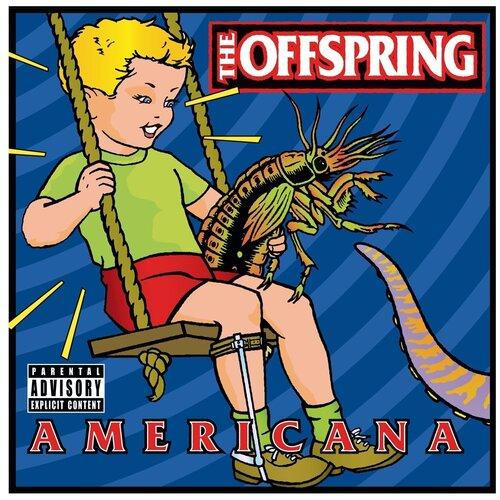 Фото - Виниловая пластинка. The Offspring. Americana (LP) виниловая пластинка davies ray americana barcode 0889853871018