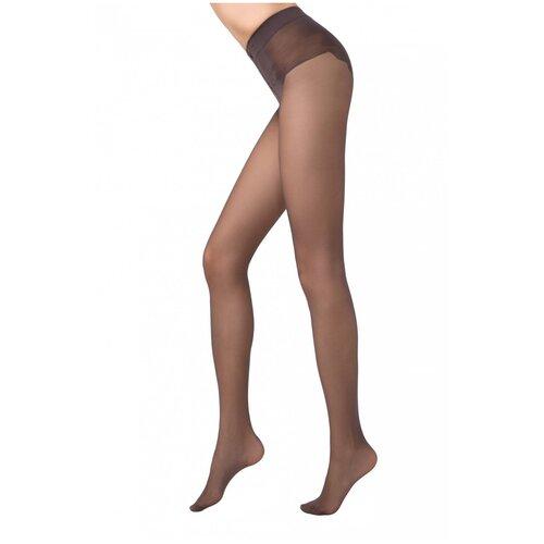 Колготки Conte Elegant Bikini, 20 den, размер 4, Mocca (коричневый)
