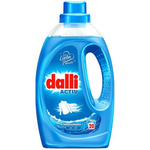 Фото - Гель для стирки Dalli Activ для белого и цветного белья, 20 стирок, 1.1 л, бутылка гель для стирки dalli sport