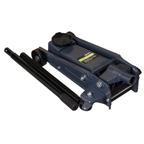 Домкрат автомобильный гидравлический подкатной, 3 т, h 140-460мм, SKYWAY