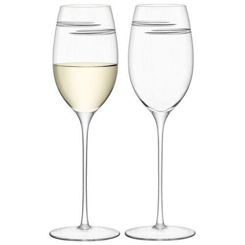 Набор из 2 бокалов для белого вина signature verso 340 мл