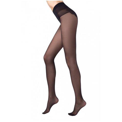 Колготки Conte Elegant Bikini, 20 den, размер 4, nero (черный)