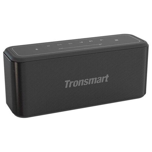 Портативная акустика Tronsmart Mega Pro, черный портативная акустика tronsmart element t6 plus upgraded красный