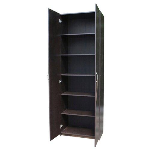 Шкаф с полками Шарм-Дизайн Уют 60х45 Венге