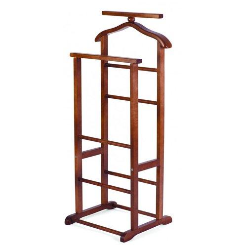 Напольная вешалка Мебелик В 9Н темно-коричневый напольная вешалка мебелик в 12н темно коричневый
