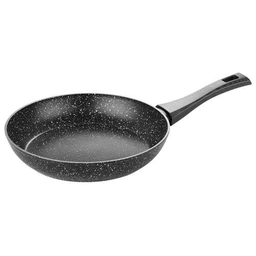 Сковорода LARA LR01-45-28 Carbon, 28 см, черный