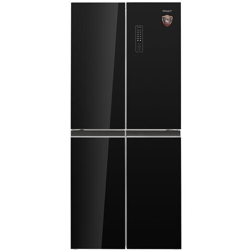 Холодильник Weissgauff WCD 337 NFB