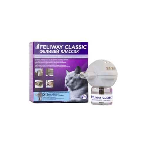 Ceva феромоны феливей классик для кошек (диффузор+флакон) 48. мл. 12653, 0,155 кг, 38415