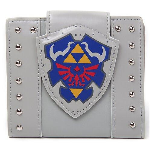Кошелек Difuzed: Zelda: Link's Shield Bifold Wallet MW202060ZEL кошелек obey drexel bifold wallet black