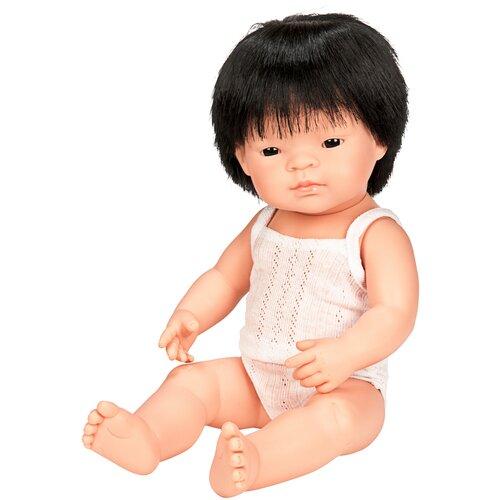 Пупс Miniland мальчик азиат, 38 см, 31155