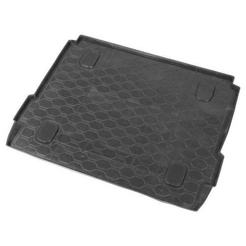 Коврик багажника RIVAL 16007003 для LADA (ВАЗ) XRAY черный коврик багажника rival 16002004 для lada ваз granta lada ваз kalina черный