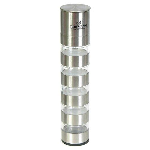 Фото - Bohmann Набор для специй 5 в 1 7835BH стальной bohmann набор для специй 7817bh стальной