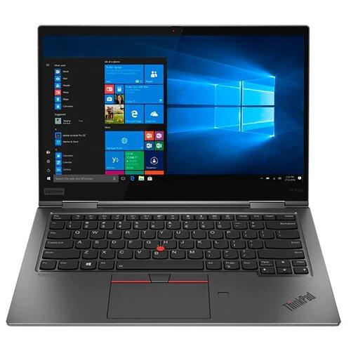 "Ноутбук Lenovo ThinkPad X1 Yoga (4th Gen) (Intel Core i7 8565U 1800MHz/14""/2560x1440/8GB/256GB SSD/Intel UHD Graphics 620/3G/LTE/Windows 10 Pro) 20QF0021RT Iron Grey"
