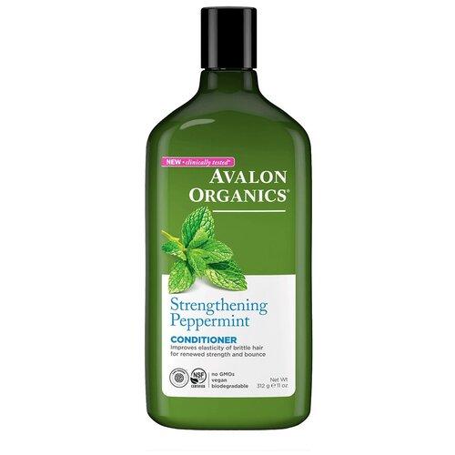 пальто avalon avalon mp002xw0dnxj Avalon Organics кондиционер Strengthening Peppermint, 325 мл, 312 г