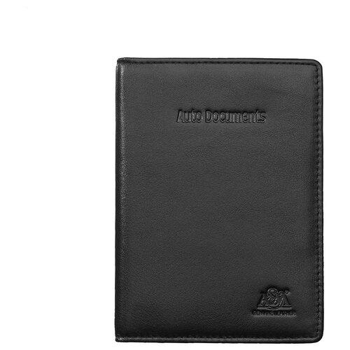 Бумажник водителя A&M, 2145 черный