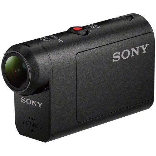 Экшн-камера Sony HDR-AS50 черный