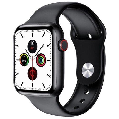 Умные часы IWO W26+ Global, черный, 21
