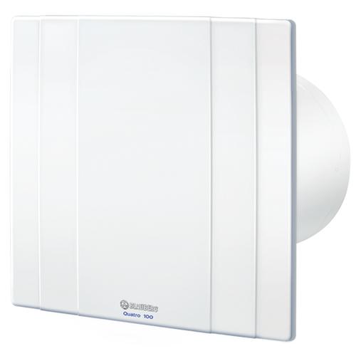 Вытяжной вентилятор Blauberg Quatro 125 S, белый 16 Вт недорого