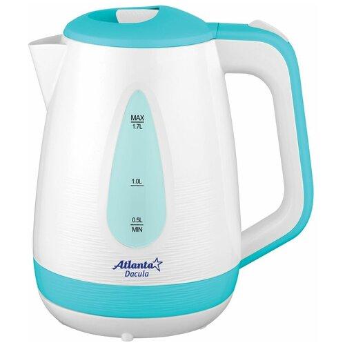 чайник atlanta ath 2463 Чайник Atlanta ATH-2376, голубой