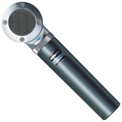 Микрофон Shure Beta 181/S, серебристый