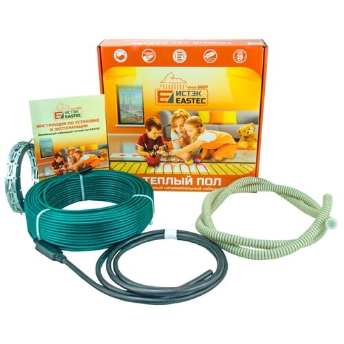 Греющий кабель EASTEC ECC-200 200Вт