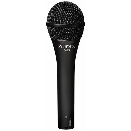 Микрофон Audix OM3, черный