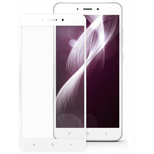 Фото - Защитное стекло Mobius 3D Full Cover Premium Tempered Glass для Xiaomi Redmi Note 4X белый защитное стекло glass 0 3mm 9h для xiaomi redmi note 5 белый