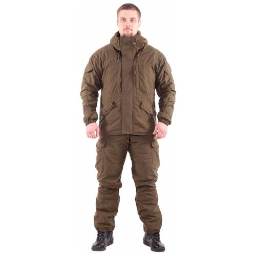 Костюм KE Tactical Горка мембрана на флисе олива 170 – 176 52-54 костюм ke tactical горка мембрана на флисе multicam 170 – 176 52 54