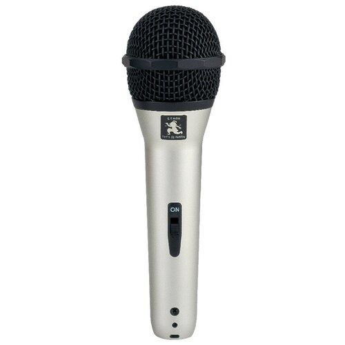 Микрофон Superlux Tom's Linda, Champagne silver