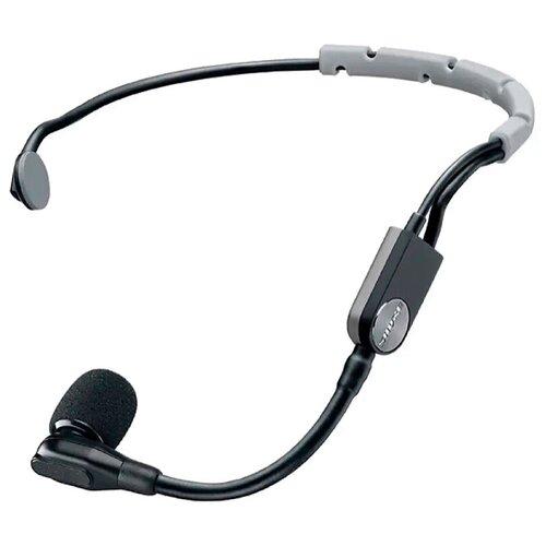 Микрофон Shure SM35-TQG, черный