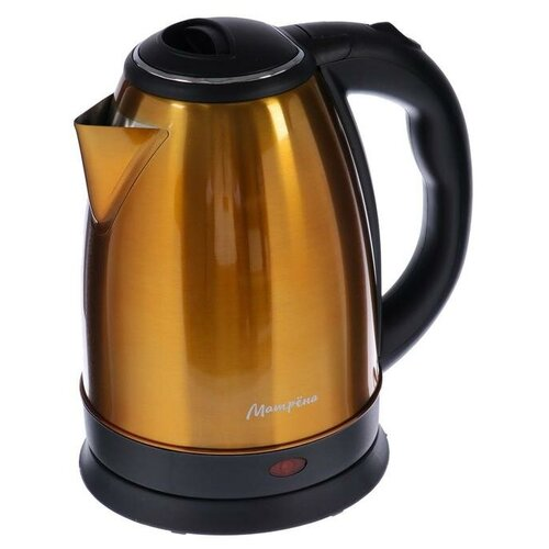 Чайник Матрёна MA-002 желтый