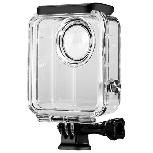 Фото - Аквабокс Telesin GP-WTP-MAX прозрачный/черный telesin защелка с двумя креплениями для камер и аксессуаров черный