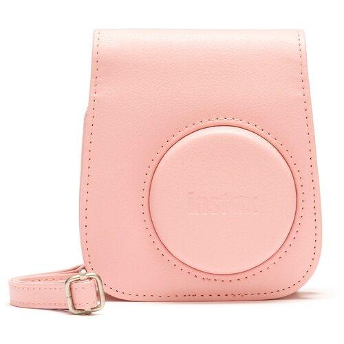 Фото - Чехол Fujifilm для Instax Mini 11 Blush Pink чехол fujifilm для instax mini 11 blush pink