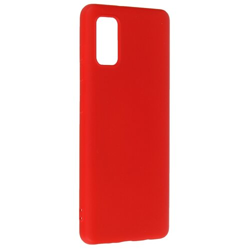 Фото - Чехол Activ для Samsung SM-A415 Galaxy A41 Full OriginalDesign Red 119405 чехол activ для samsung sm a415 galaxy a41 full originaldesign black 119398