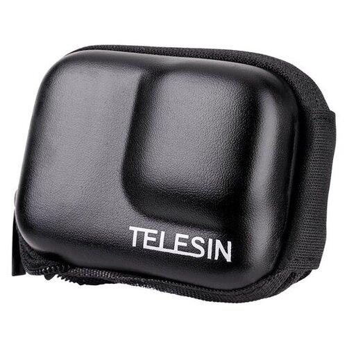Фото - Telesin Кейс для камеры GoPro 9 Black крышка для объектива telesin для gopro hero8 черный