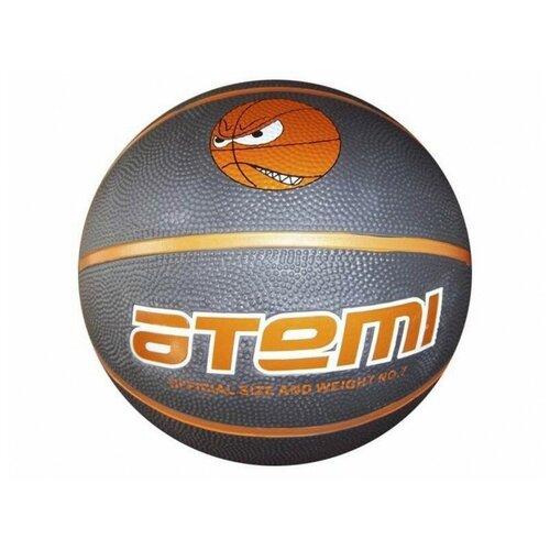 Мяч баскетбольный Atemi BB120, мягкая резина, deep channel, размер 7