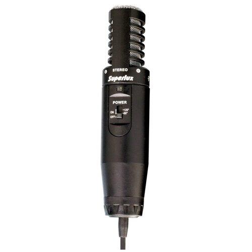 Микрофон Superlux E531B MS, черный
