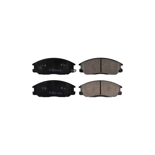 NIBK pn0457 (581014AA90 / 583023JA00 / 583023JA50) колодки тормозные дисковые Hyundai (Хендай) h-1 2.5 2008 - Hyundai (Хендай) ix55 3.0 2008 - 2011 Hyundai (Хендай) h-1 2.4 20