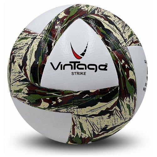 Фото - Мяч футбольный VINTAGE Strike V520, р.5 мяч футбольный nike strike арт sc3639 105 р 5